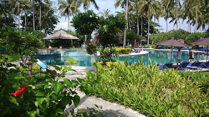 Hotel Holiday Resort, Senggigi | Bali En Liberté