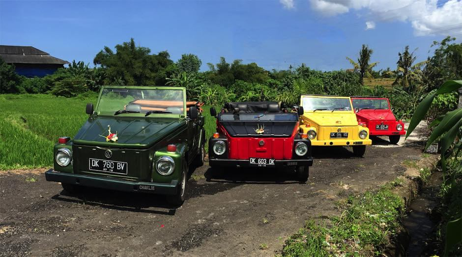 Mes 4 VW Safari