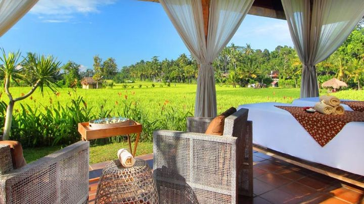 Mathis Retreat, Ubud